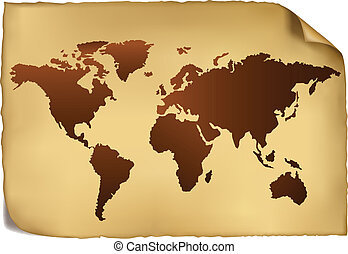 pattern., mapa, společnost, vinobraní