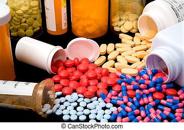 Pharmaceutické výrobky