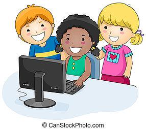 Počítačové děti