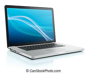Počítačový laptop
