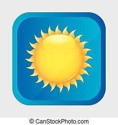 počasí, design