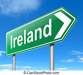 podpis., irsko
