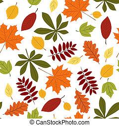 podzim zapomenout, seamless