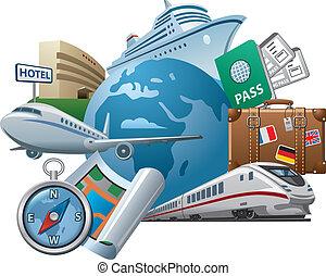 Pojem cestování
