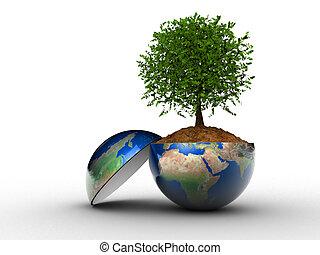 Pojem o životním prostředí