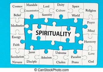 Pojem o duchovně