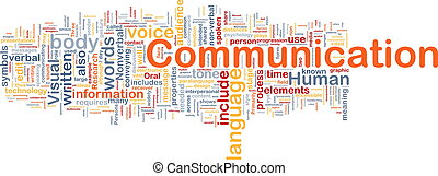 Pojem o komunikaci