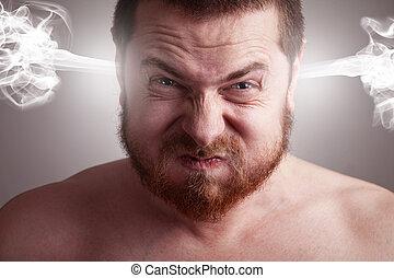 Pojem strávený muž s vybuchující hlavou