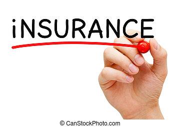 Pojišťovací značka