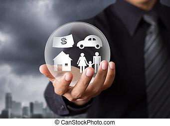 Pojistka životního pojištění