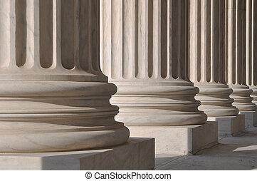 Polštáře zákona a spravedlnosti