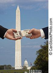 politika, i kdy, peníze