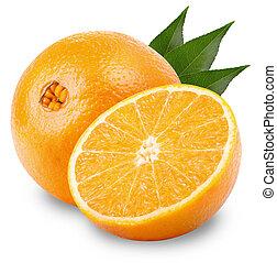 Pomerančový ovoce
