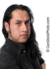 Portrét hispánců