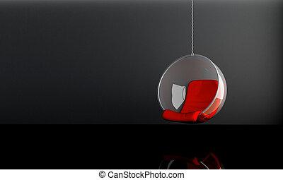 Posazené sedadlo