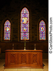 pozměnit, církev
