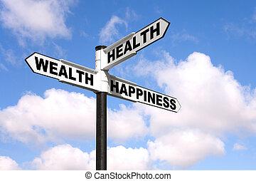 Poznávací značka štěstí