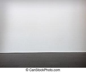Prázdná zeď
