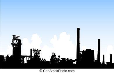 Průmyslová obloha