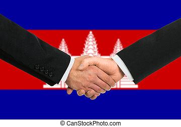 prapor, kambodžan