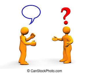 Problém s komunikací