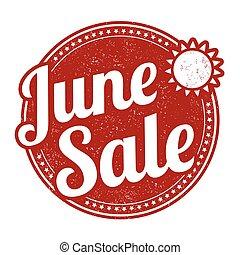 Prodejní značka June