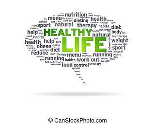 Proslovitá bublina - zdravý život