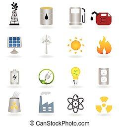 prostředí, monost energie, čistit