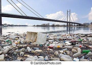 prostředí, nečistý