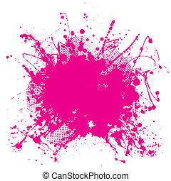 Růžová slezina
