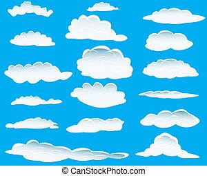 Různé mraky