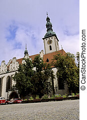 republika, church-czech