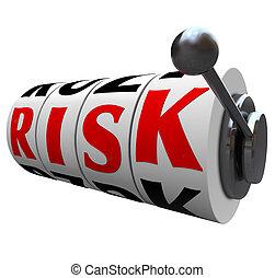 Riskantní automaty, šance na hazard