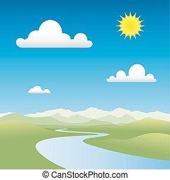 River krajina