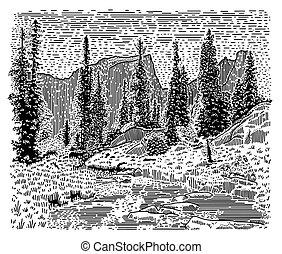 Rocky Mountain, národní park