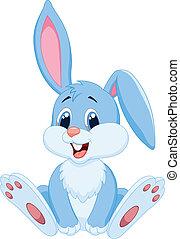 Roztomilej králík
