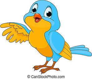 Roztomilej pták