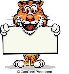 Roztomilej tygr