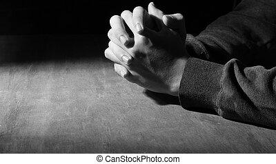 Ruce modlení