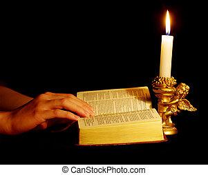 Ruce na Bibli