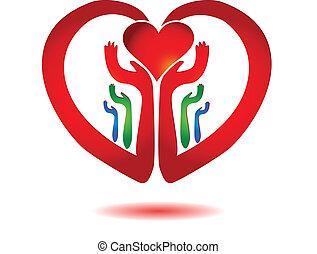Ruce za srdce