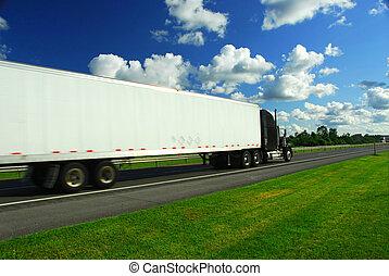 Rychlý náklaďák
