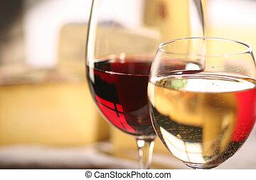 Sýr a víno