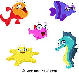 sea stvoření