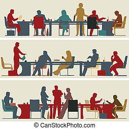 setkání, povolání