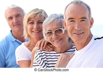 Skupina starších