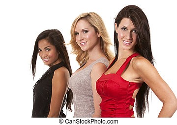 Skupiny nóbl žen