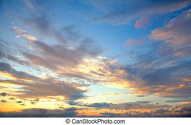 Sluneční obloha