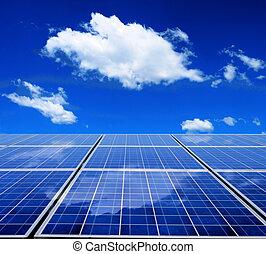 Sluneční panel
