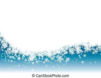 Sníh odhalen